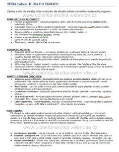 E - Zásobník PODZIM 01+ BONUS :: školka-přípravy