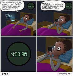 Story of my life. Web Comics, Life Comics, Funny Comics, Black Love Art, Black Girl Art, Black Is Beautiful, Ironic Memes, Funny Relatable Memes, Ghana Art