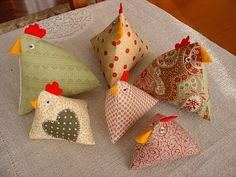 1 million+ Stunning Free Images to Use Anywhere Easy Sewing Projects, Sewing Projects For Beginners, Quilting Projects, Sewing Crafts, Fabric Birds, Fabric Art, Easter Crafts, Christmas Crafts, Chicken Wire Crafts
