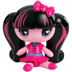 Monster High Minis Toy Figure Blind Pack, 20 Pack - Styles May Vary Monster High Room, Monster High Dolls, Dolls For Sale, New Dolls, Fabulous Beasts, Beast Friends, Diy Jewelry Charms, My Little Pony Baby, Dolls And Daydreams