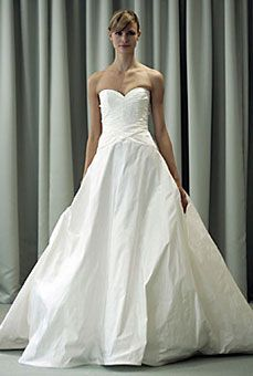 Brides Magazine: Classic, Cinderella-Inspired Gowns : Wedding Dresses Gallery
