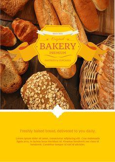 Bakery Flyer. Click here to remix this design: https://www.canva.com/design/DAARpdB3m6k/remix