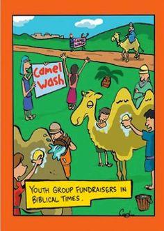 Welcome: Bible Cartooning...