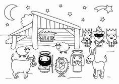 29 Beste Afbeeldingen Van Kerststal Knutselen Nativity Crafts