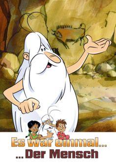 Es war einmal der Mensch - Die #Zeichentrickserie aus Frankreich - Eine interessante Reise durch die Geschichte der Menschheit, die bei der Entstehung der Welt, der ersten lebenden Zelle und der Evolution ansetzt. Hier kommt ihr direkt zur Serie bei kinderkino.de: http://www.kinderkino.de/serien/es-war-einmal-der-mensch…
