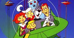 Una de las series animadas más recordadas de Hanna Barbera, The Jetsons (Los Supersónicos) volvería a la televisión.  - http://j.mp/2tJT2pC