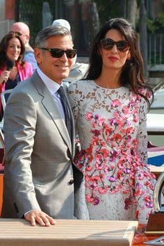 ジョージ・クルーニー、今度はイギリスで結婚式!?