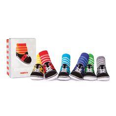 CAMERON'S SOCKS - SET OF 6 | baby socks, sneakers | UncommonGoods
