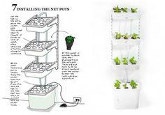 ELIOOO, Hydroponics, DIY Manual, antonio scarponi, conceptual devices, hydroponic gardening, gardening,