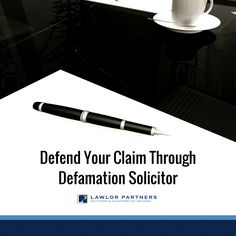 Defamation is the publication of false statement about a person which attempts to discredit. If you have been the victim of defamation, you can claim to regain your reputation by taking the assistance of Defamation solicitor. Medical Malpractice Lawyers, Personal Injury, Need To Know, Advice, Dublin Ireland, Action, Cases, Group Action, Tips