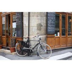 la bicyclette - Paris - France 8x10 Fine Art Photograph - affordable home decor