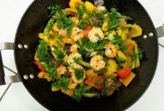 Shrimp and Vegetable Stir-Fry | Trim Down Club