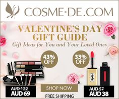 [Up to 58% OFF]Valentine's Gift Guide, Gift Ideas for You and Your Loved Ones! Shop Now!