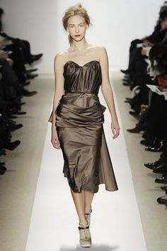 See the complete Peter Som Fall 2008 Ready-to-Wear collection.
