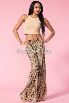 BLACK FRIDAY $ALE Animal Print Palazzo Pants PLUS SIZE 72HRS ONLY!