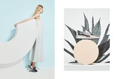 Sun-drenched stucco structures are complemented by laid back poses to convey a message that is both casual and impactful. Inspired by founder Jessie Randall's refreshing palette and fresh Resort '16 collection, we created a visual narrative that brings the product's sculptural motifs to life through art direction and set design. Sun-drenched stucco structures are complemented by laid back poses to convey a message that is both casual and impactful – similar the brand itself. In c...