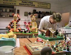 Szabo Marzipan Museum and shop, Szentendre, Hungary