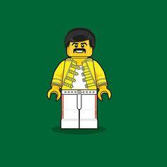 Lego Mercury