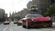 "[caption align=""aligncenter"" Forza Motorsport 5 will feature 'Top Gear's three guys. (Forza Motorsport)[/caption] Jeremy Clarkson, Richard Hammond and James May will all. Forza Motorsport 6, Need For Speed, Gta, Xbox One, Microsoft, F12 Berlinetta, Forza Horizon 4, Motosport, Top Gear"