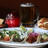 Best Taco Tuesdays in San Diego...La Puerta Restaurant in the Gas Lamp District