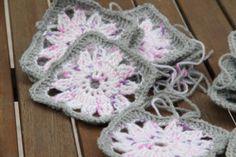Návod na háčkování - čtverec - granny square - slunce Blanket, Crochet, Ganchillo, Blankets, Cover, Crocheting, Comforters, Knits, Chrochet