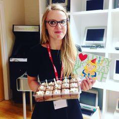 We're celebrating Kate's birthday today, happy birthday Kate Happy Birthday, Studio, Celebrities, Breakfast, Food, Happy Brithday, Morning Coffee, Urari La Multi Ani, Celebs