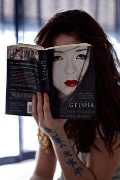 Memoirs of a geisha read