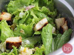Salada de Ovos e Presunto