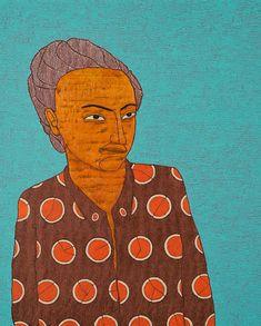 Stephen Chambers' portraits of the legendary Court of Redonda hint at a Brexit subtext British Artist, Artist Inspiration, Illustration, Artist, Culture Art, Portrait Painting, Venice Biennale, Chamber, Graphic Art