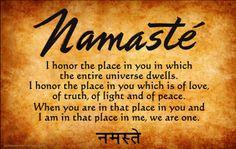 Namaste   ISH Magazine