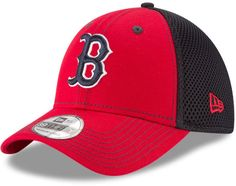 New Era Boston Red Sox Team Front Neo 39THIRTY Cap Gorras Bordadas e188e352e60