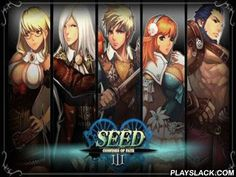 Seed 3  Android Game - playslack.com , SEED 3 - extension of known RPG with pretty copal graphics. The past begins from Meshim empire existing in the other side of the mainland Helikuf, the important character Michael battles for the order in the empire. In the game you are evaluated  by a set of adventures with different work at which performance you collect different medals. Michael's happening depends only on your decision. Four kinds of professions (knight, soldier, archer, leader), more…