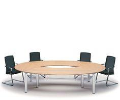 CONLINE.K König & Neurath  Holz Büromöbel  Holzmöbel Konferenztisch