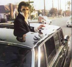 Elvis in California -