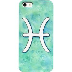 Pisces astrological sign Phone Case ($30) ❤ liked on Polyvore featuring accessories and tech accessories