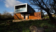 Local architect offering chance to stay in 'Grand Designs' shipping container home