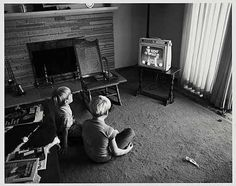 Bill Owens from the 'Suburbia' series