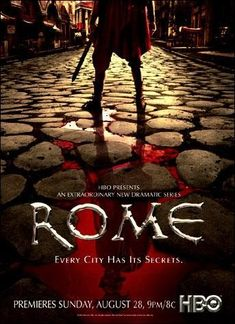 Rome is a British-American–Italian historical drama television series. IMBD rating:  9/10; Nominated for 2 Golden Globes. Another 14 wins & 26 nominations! This is one of the best history/drama TV series I've seen! Not to mention the hot looking half n-naked men.