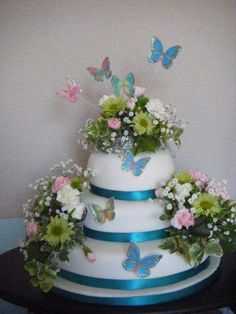 Butterfly themed