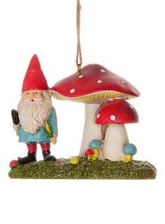 The Gnomes Garden Ornament at PLASTICLAND