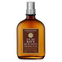 L'Occitane BAUX Eau de Toilette for Men, 3.4 fl. oz. A sensual, mysterious fragrance. Warm, sexy, sophisticated, bold.