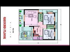 28x35 Ft 2bhk New House Plan 2bhk House Plan My House Plans New House Plans