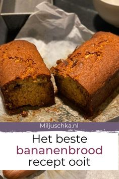 Banana Bread Cake, Good Food, Yummy Food, Sweet Pie, Sweets Cake, Healthy Baking, High Tea, My Favorite Food, Yummy Treats