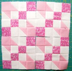 Wonky Blocks  Multi-Sized Quilt Pattern by Starr Designs-FREE US SHIPPING!