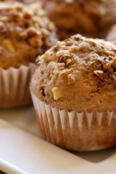 Pecan Pie Cupcakes Recipe - These little gems have only 5 ingredients and they're from scratch