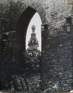 St. Stevenskerk in Nijmegen Foto gemaakt door mijn vader Rond 1970