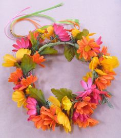 Dutiful Cute Flower Crown Kids Hair Accessory Festival Wedding Wreath Garland Crown Flower Piece Children Photography Tool Apparel Accessories Girl's Accessories