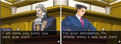 Phoenix Wright is All of Us