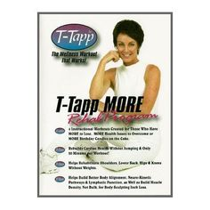 Starter Systems :: T-Tapp MORE Rehab Program DVD -