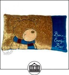 Benny Energie Oso *Almohadilla marrón*, ca.43x25 cm  ✿ Regalos para recién nacidos - Bebes ✿ ▬► Ver oferta: http://comprar.io/goto/B00DTT7JH6